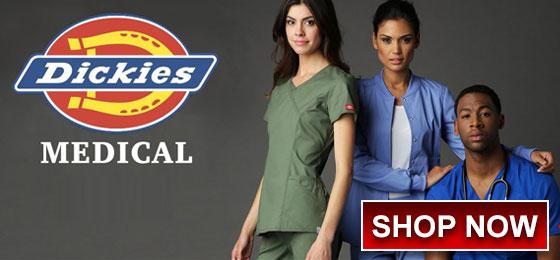 Dickies Medical Scrub Apparel