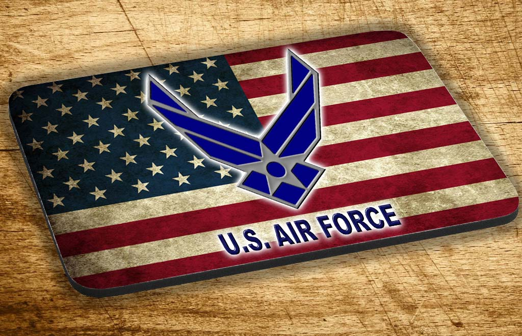 Air Force Mouse Pad 1