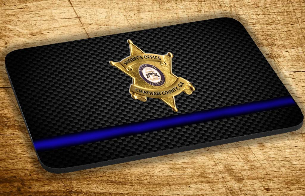 Chatham County Sheriff's Office Mouse Pad 1