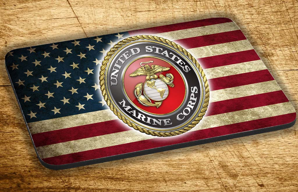 Marines Mouse Pad 1