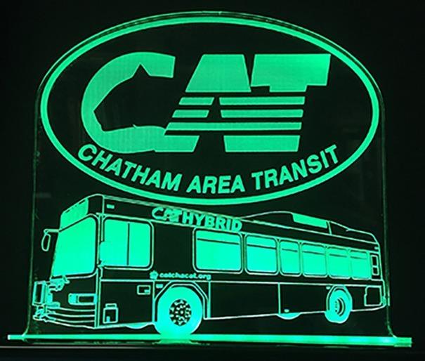 Chatham Area Transit LED