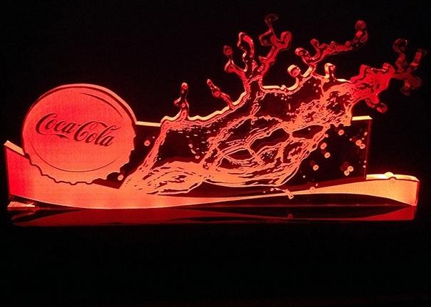 Coca Cola LED