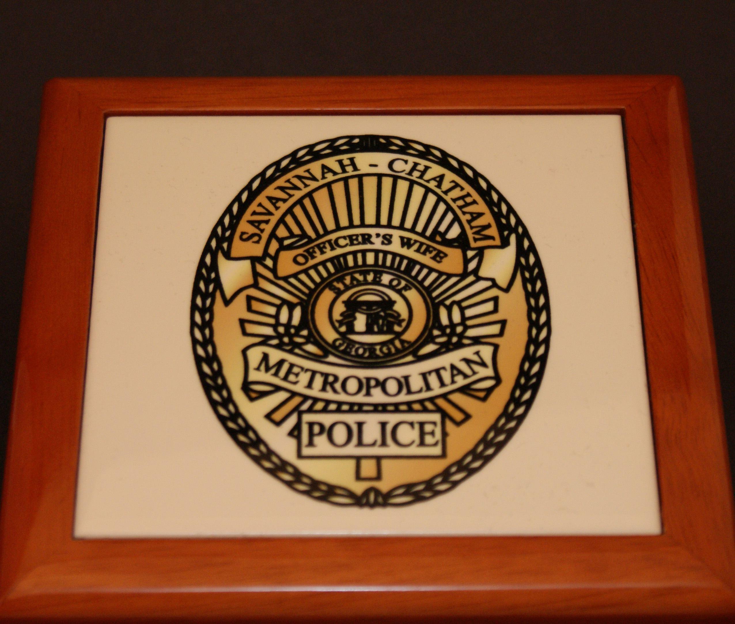 Savannah Chatham County Police Box 1