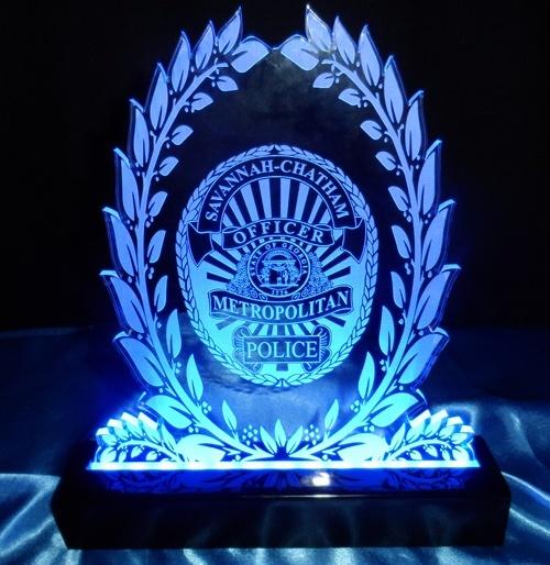 Savannah Chatham County Police Department Award 2