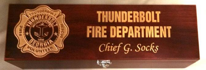 Thunderbolt Fire Department Box 1