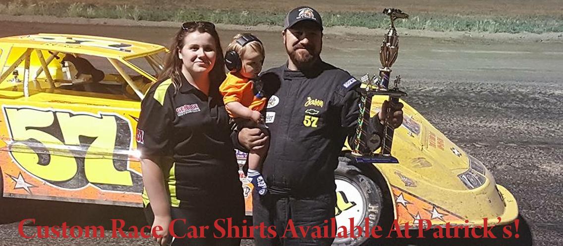 Custom Race Car Shirts