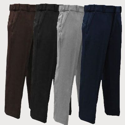 Classic Custom 100% Polyester Security Pants-Classic Custom