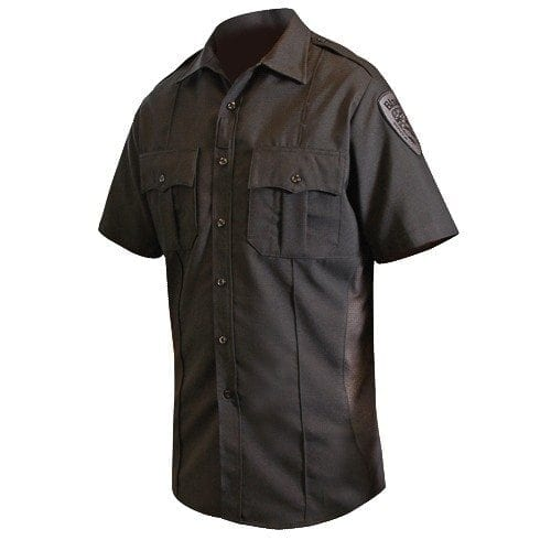 Classic Custom 100% Polyester S/S Security Shirts-Classic Custom