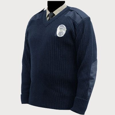 Classic Custom Commando Sweater-Classic Custom
