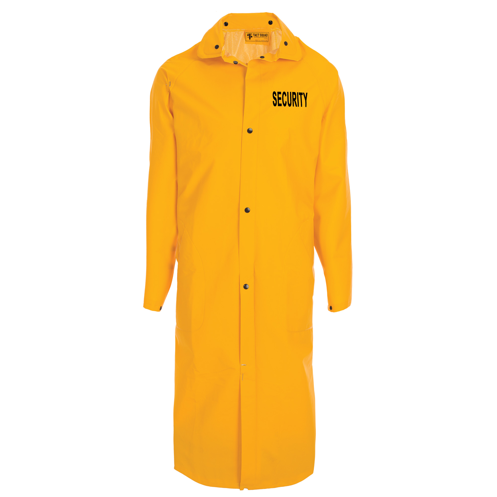 Classic Custom Raincoat w/Security-Classic Custom