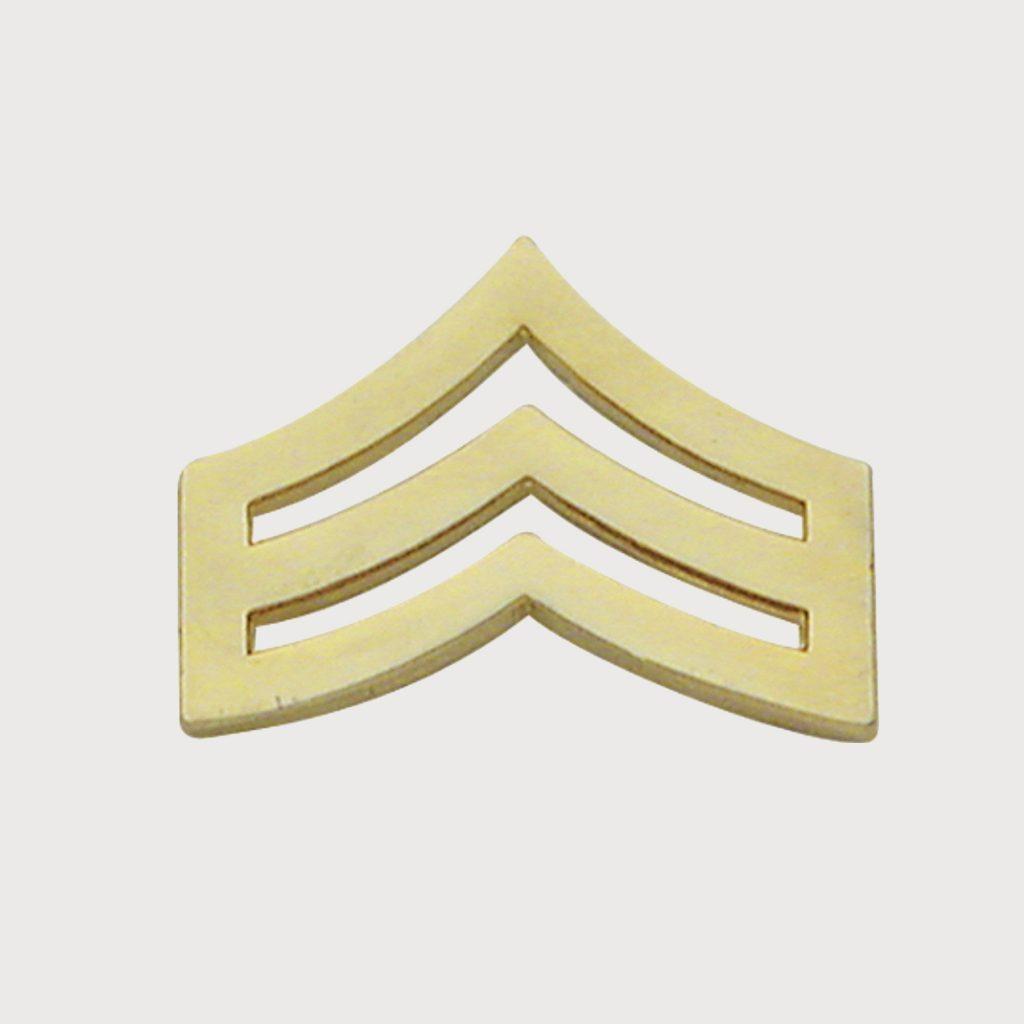 SERGEANT PINS-Classic Custom