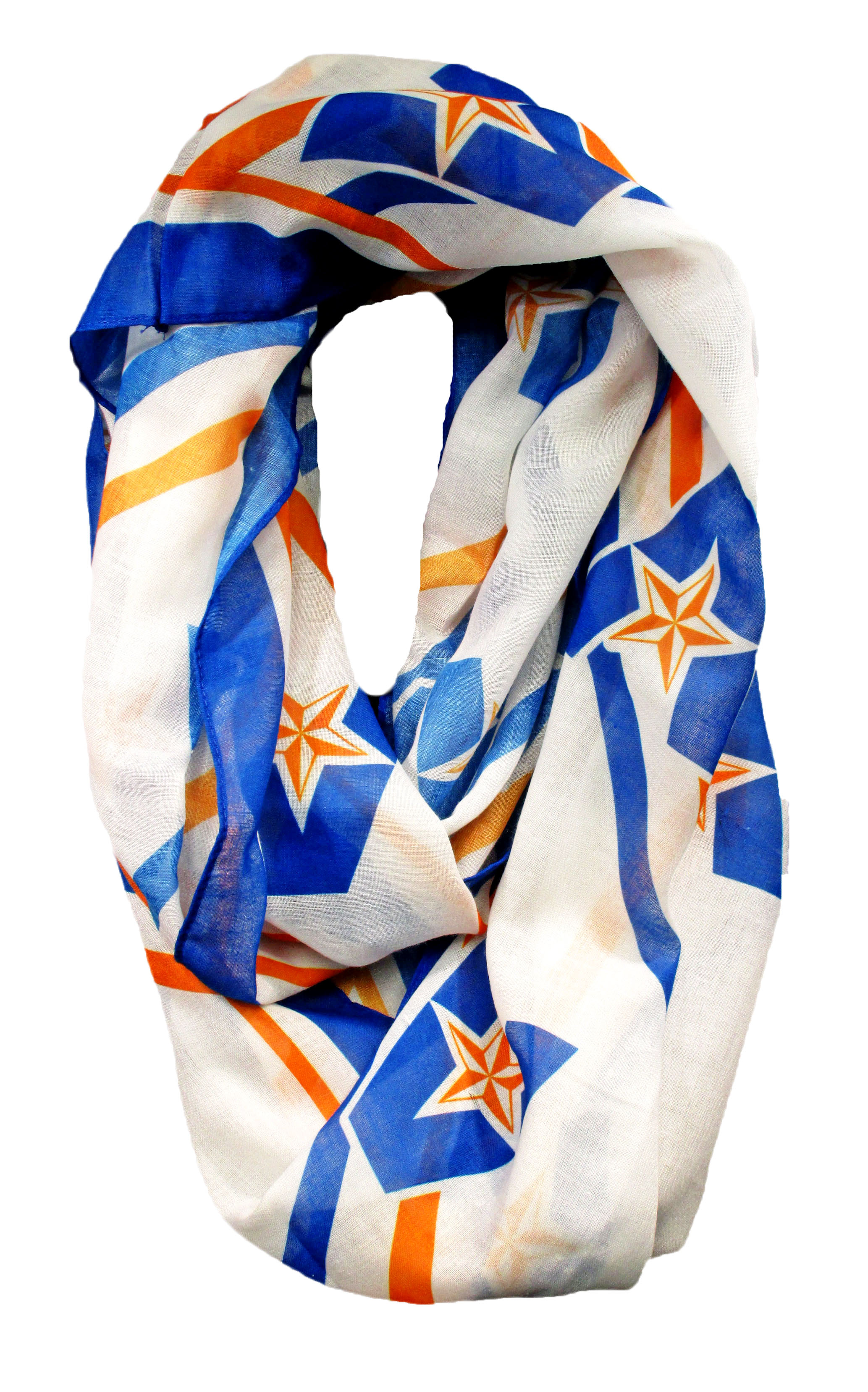 Featured - Custom Infinity Scarf TX a