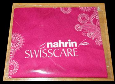 Microfiber Cloth Packaging Poly Bag