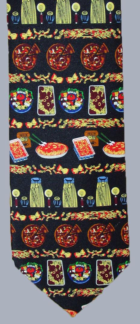 Stock - Italian Delight Print Tie