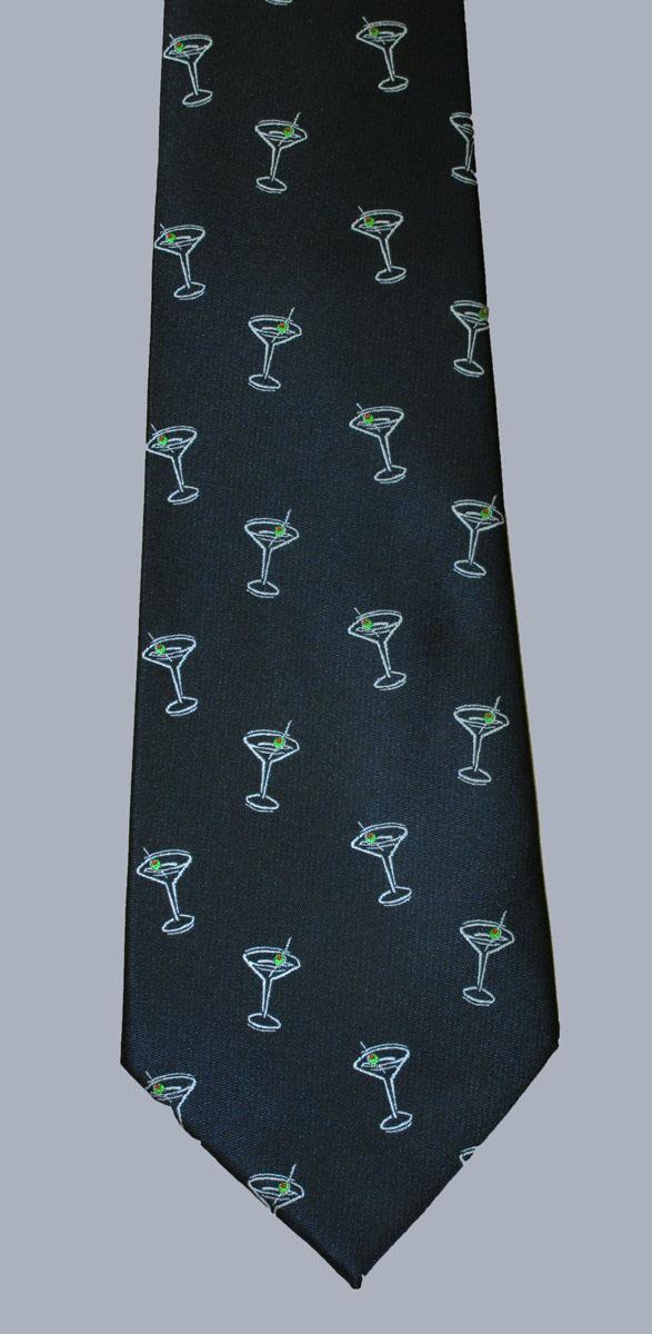 Stock - Martini Tie
