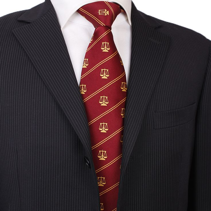 Custom Woven Poly/Silk Blend Tie with Custom Logo