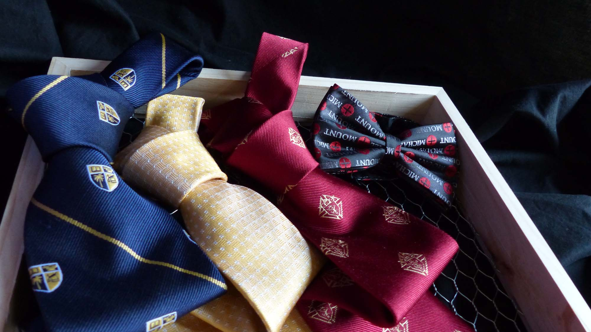 All Custom Ties