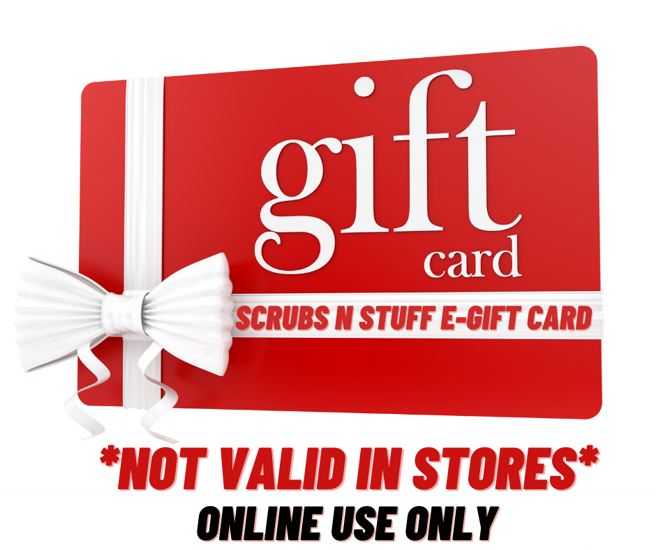 Scrubs N Stuff eGift Card-scrubsnstuff