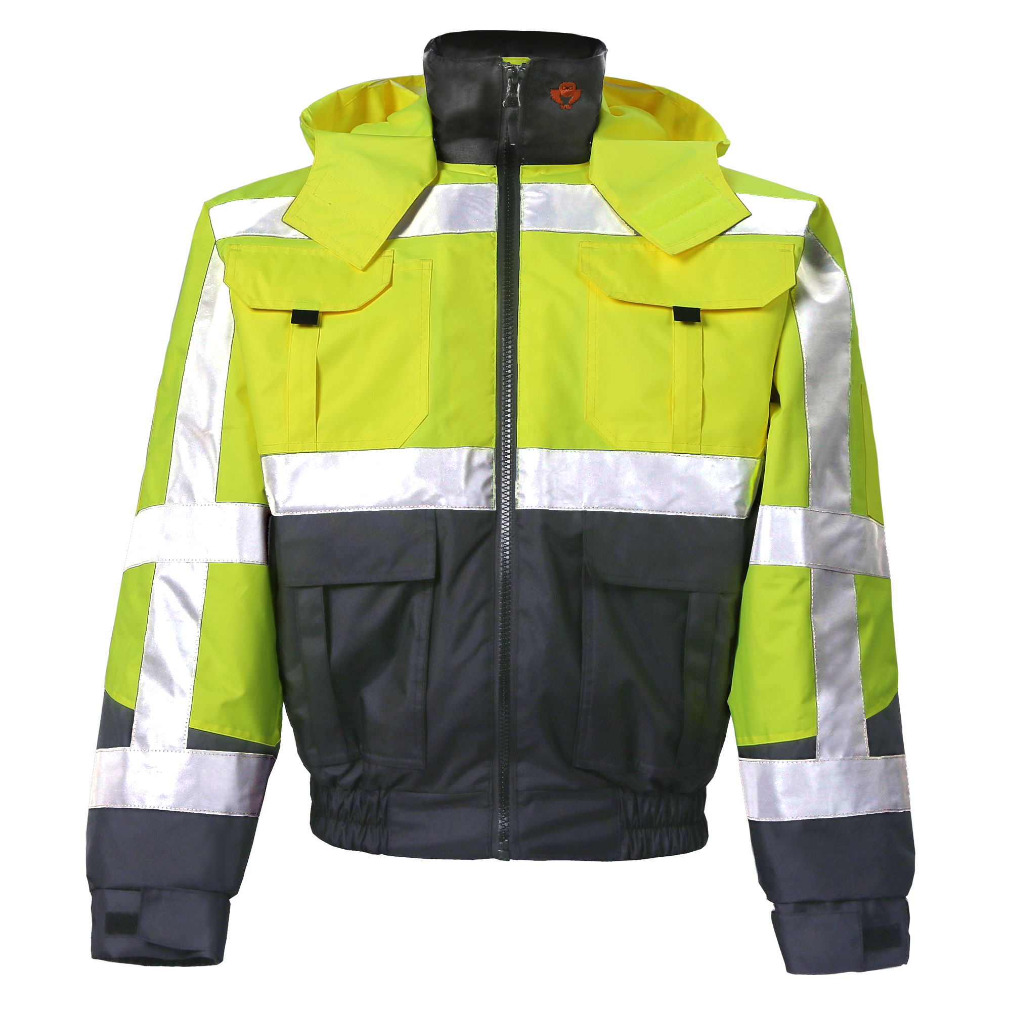HEAVY DUTY HIGH VIZ JACKET-2W International