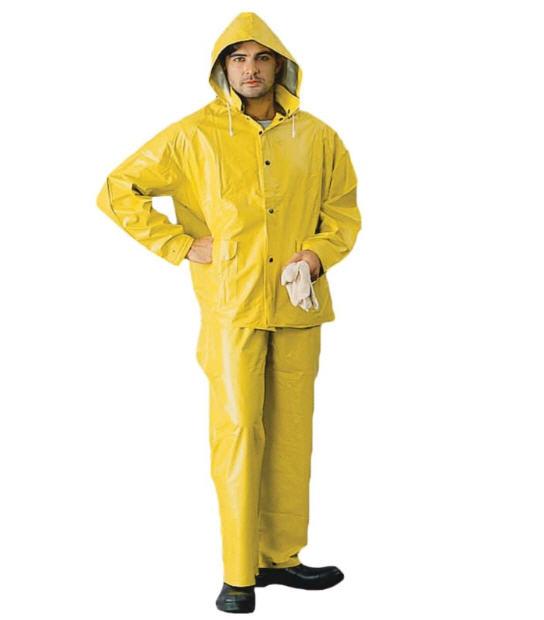 Medium Weight Rain Suit-