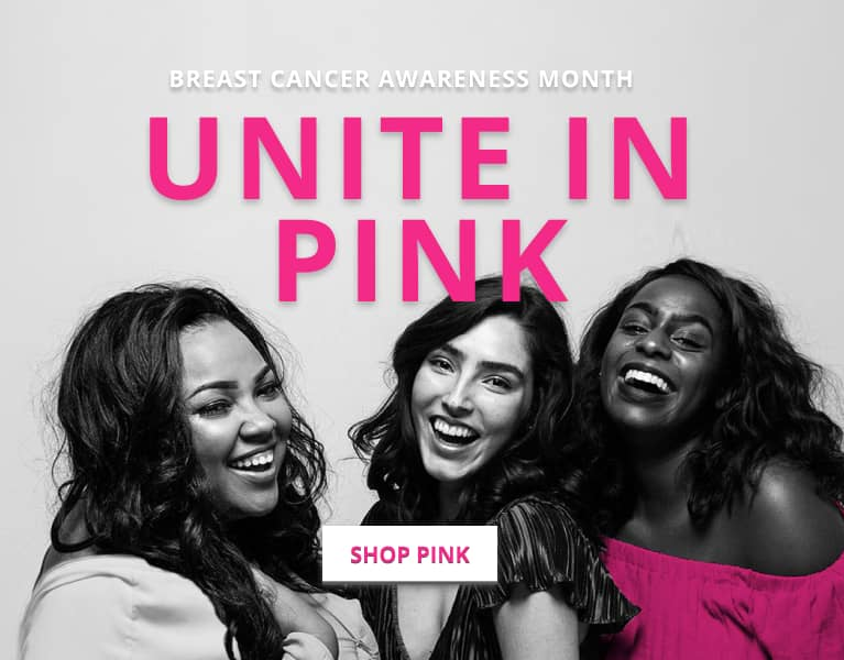 Unite in Pink - Breast Cancer Awareness Month