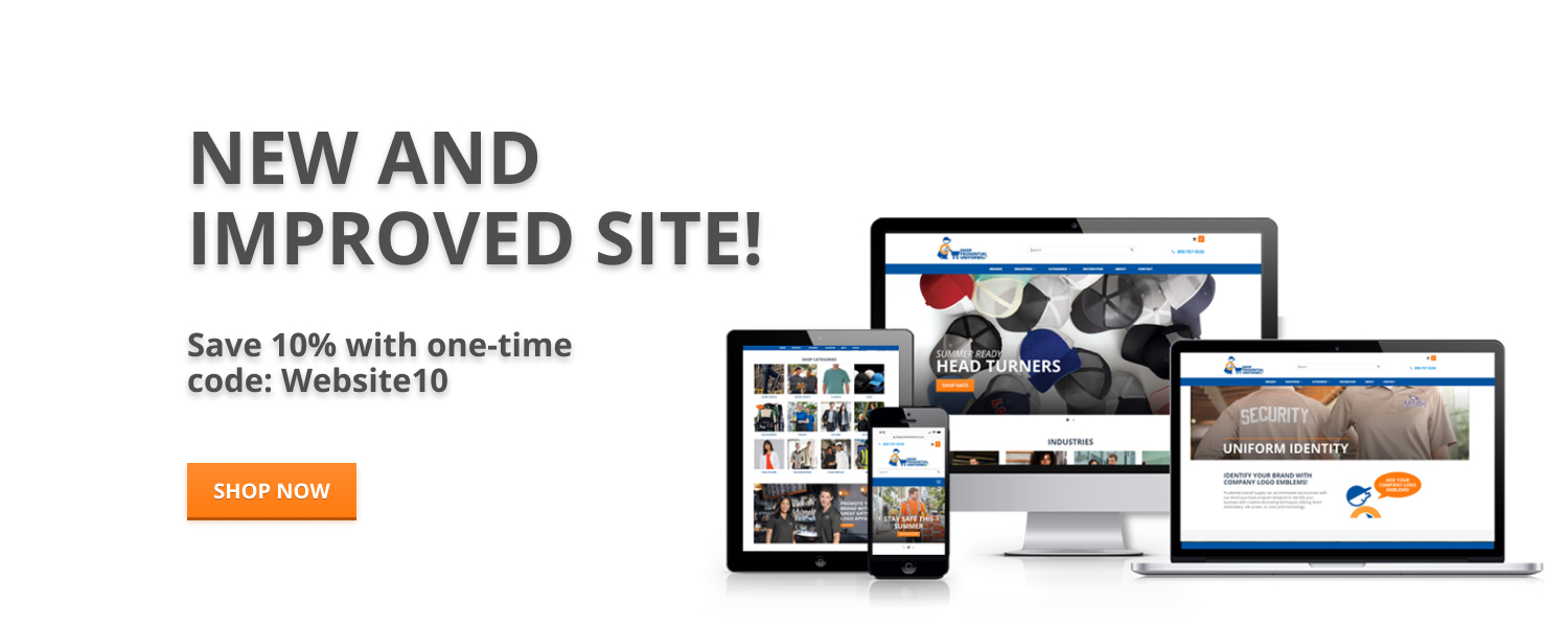 New and Improved Site