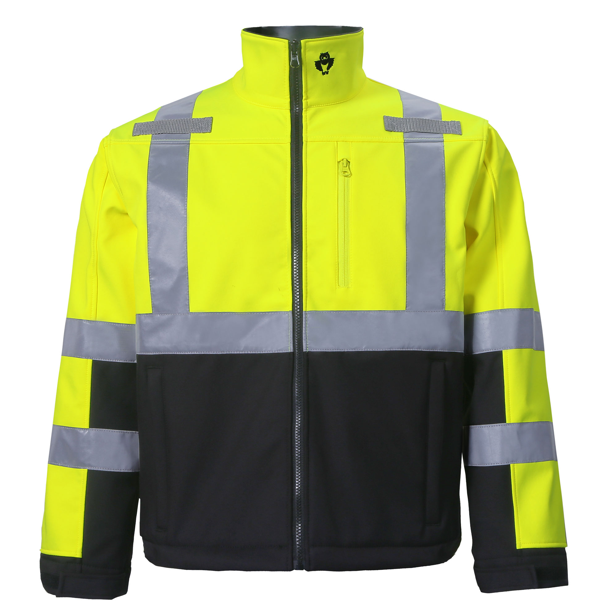 HIGH VIZ SOFTSHELL JACKET-2W International