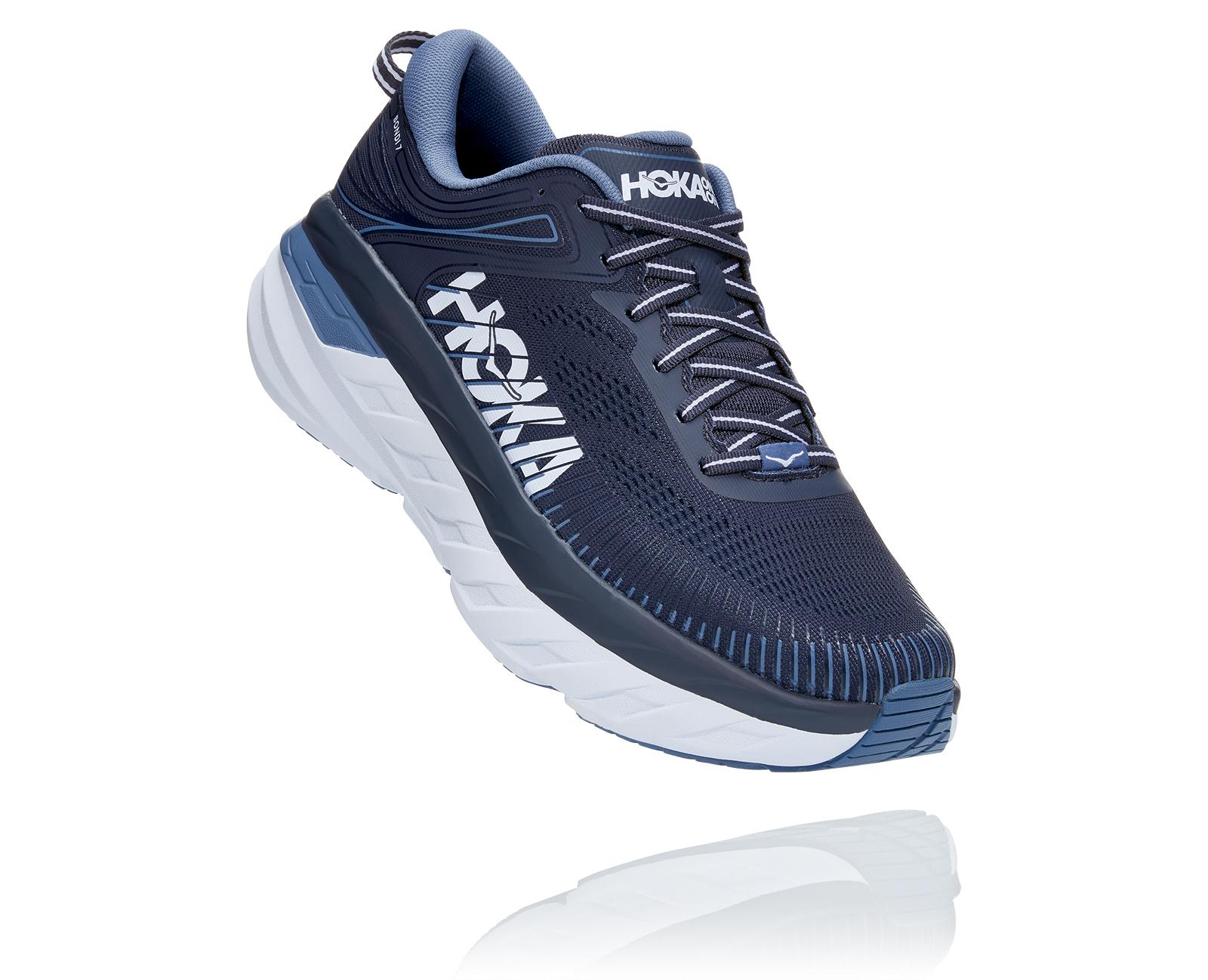 Men's Bondi 7 - Hoka One One Athletic Shoes-Hoka One One