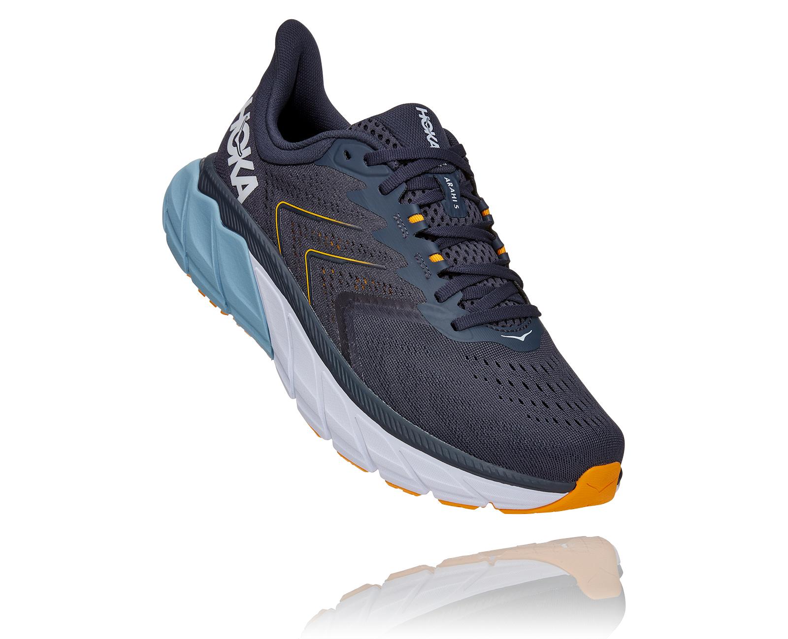 Men's Arahi 5 - Hoka One One Athletic Shoes-Hoka One One