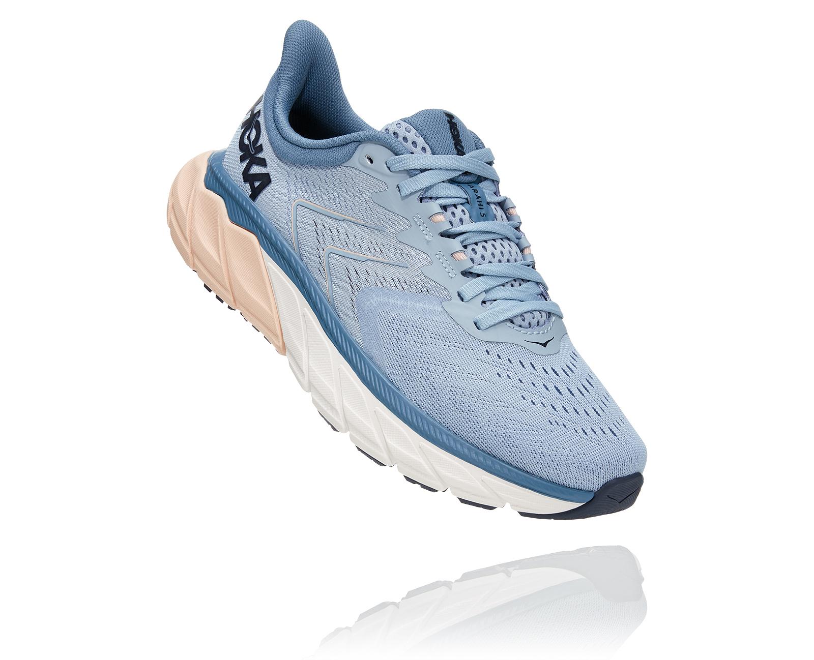 Women's Arahi 5 - Hoka One One Athletic Shoes-Hoka One One