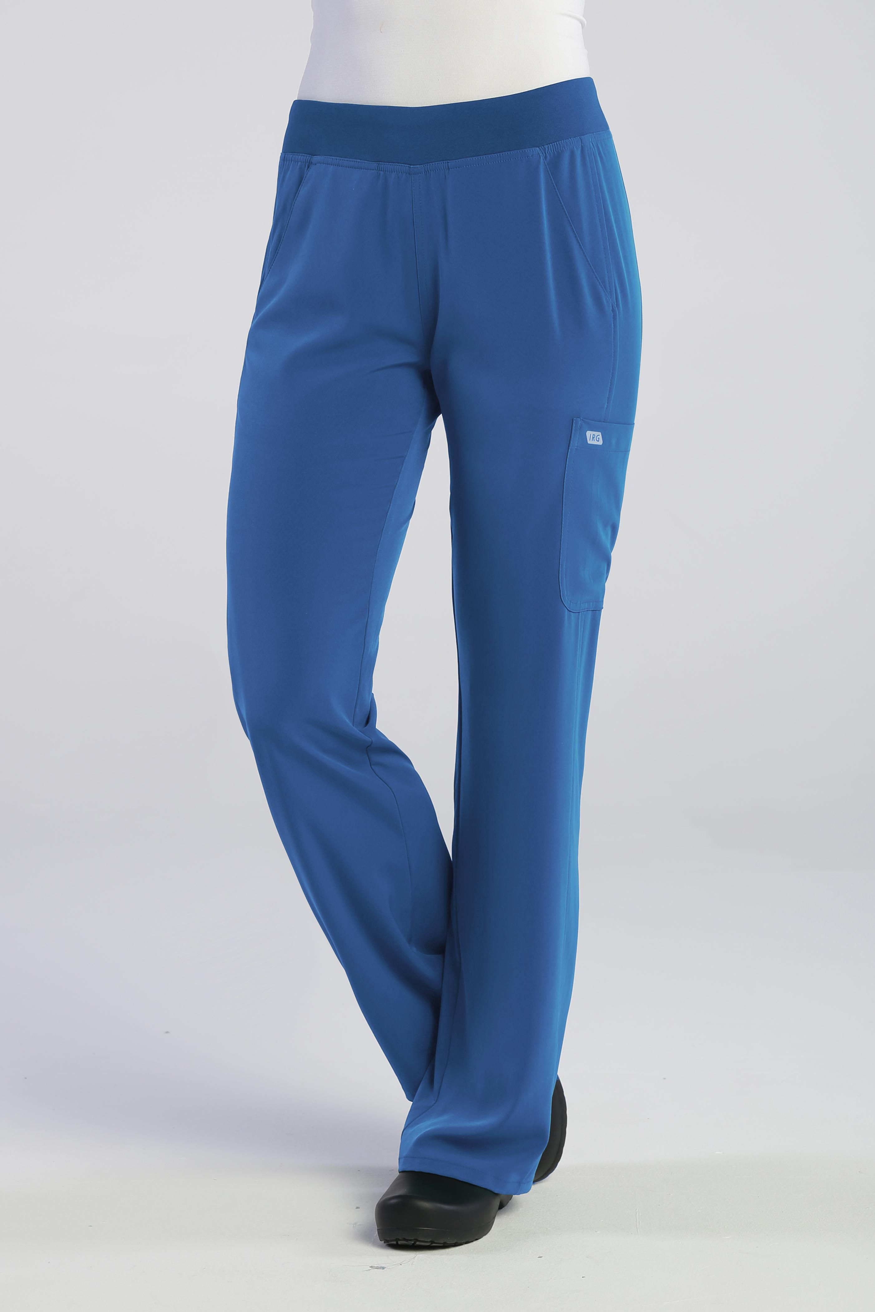 Ladies Yoga Waist Pant - IRG Elevate-IRG