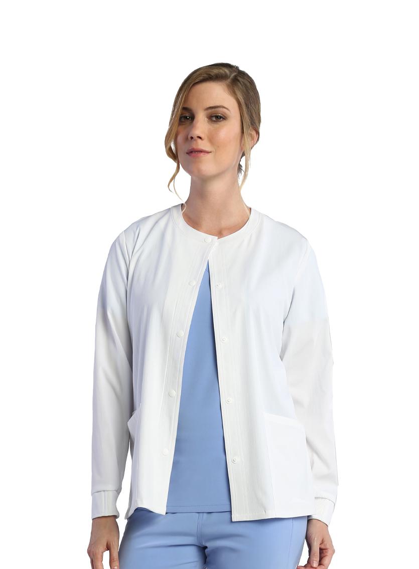 Ladies Snap Jacket - IRG Elevate-IRG