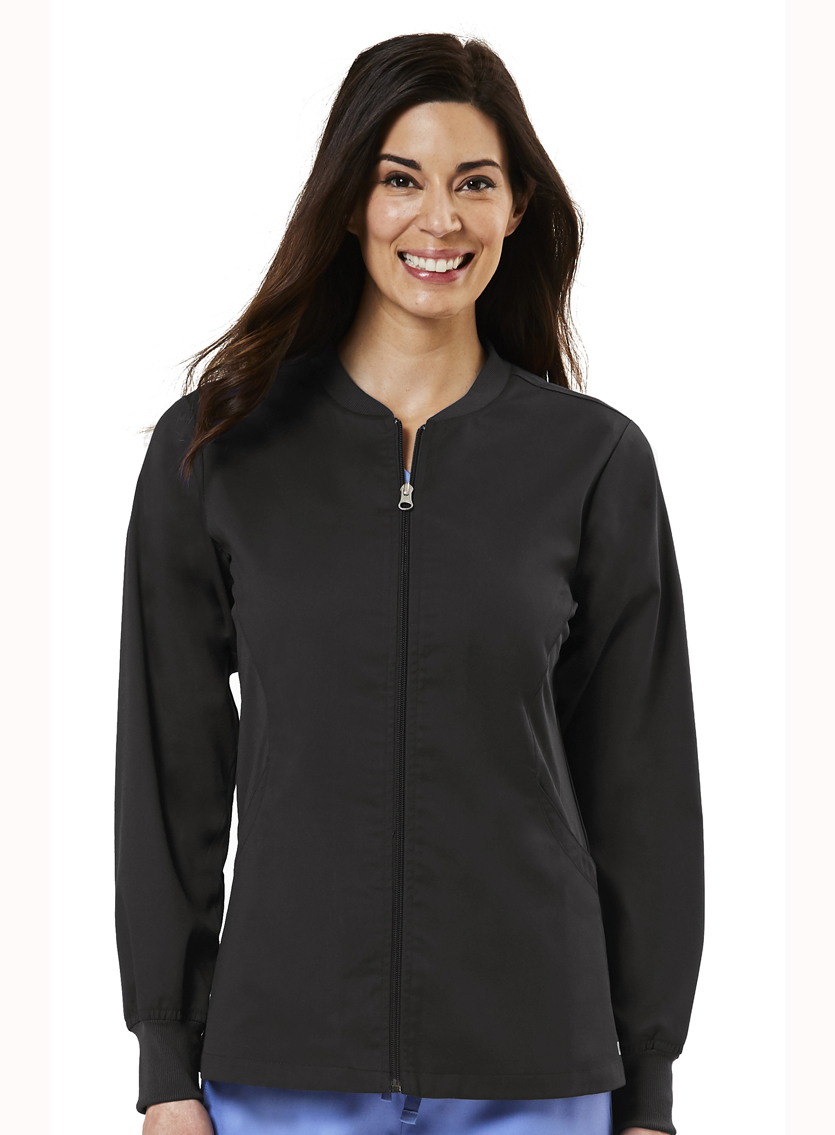 Ladies Zipper Jacket - IRG Edge-IRG