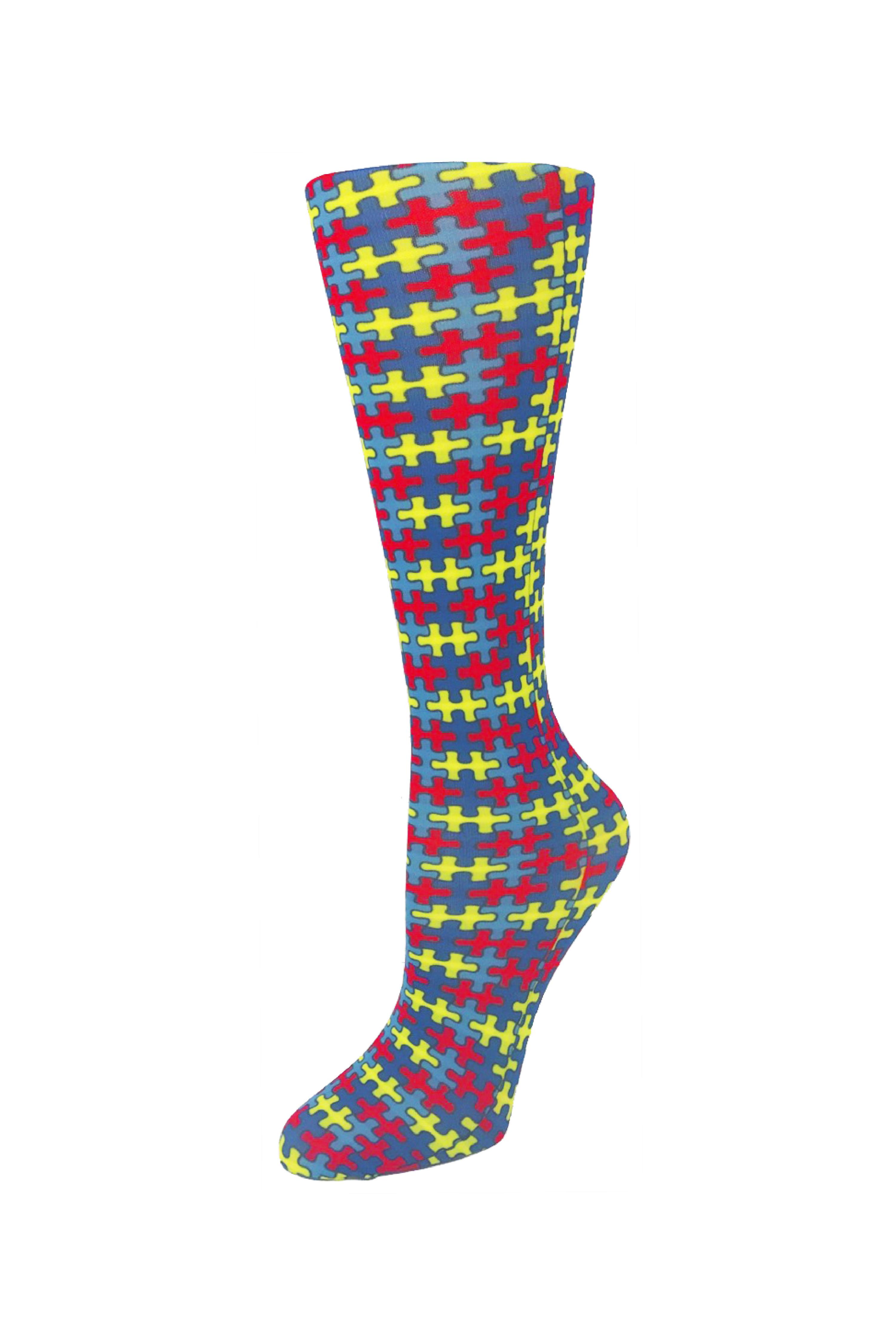 Awareness - Cutieful Compression Socks-Cutieful
