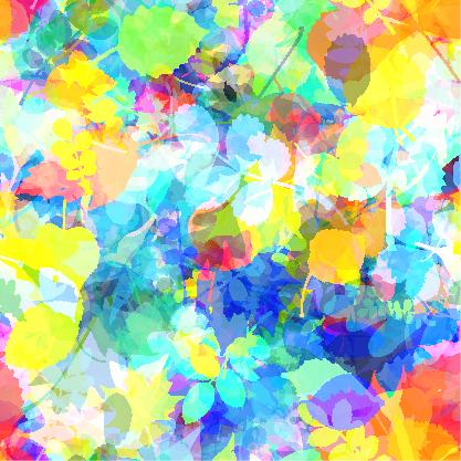 Bright Watercolors