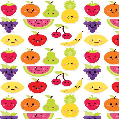 Cute Fruit