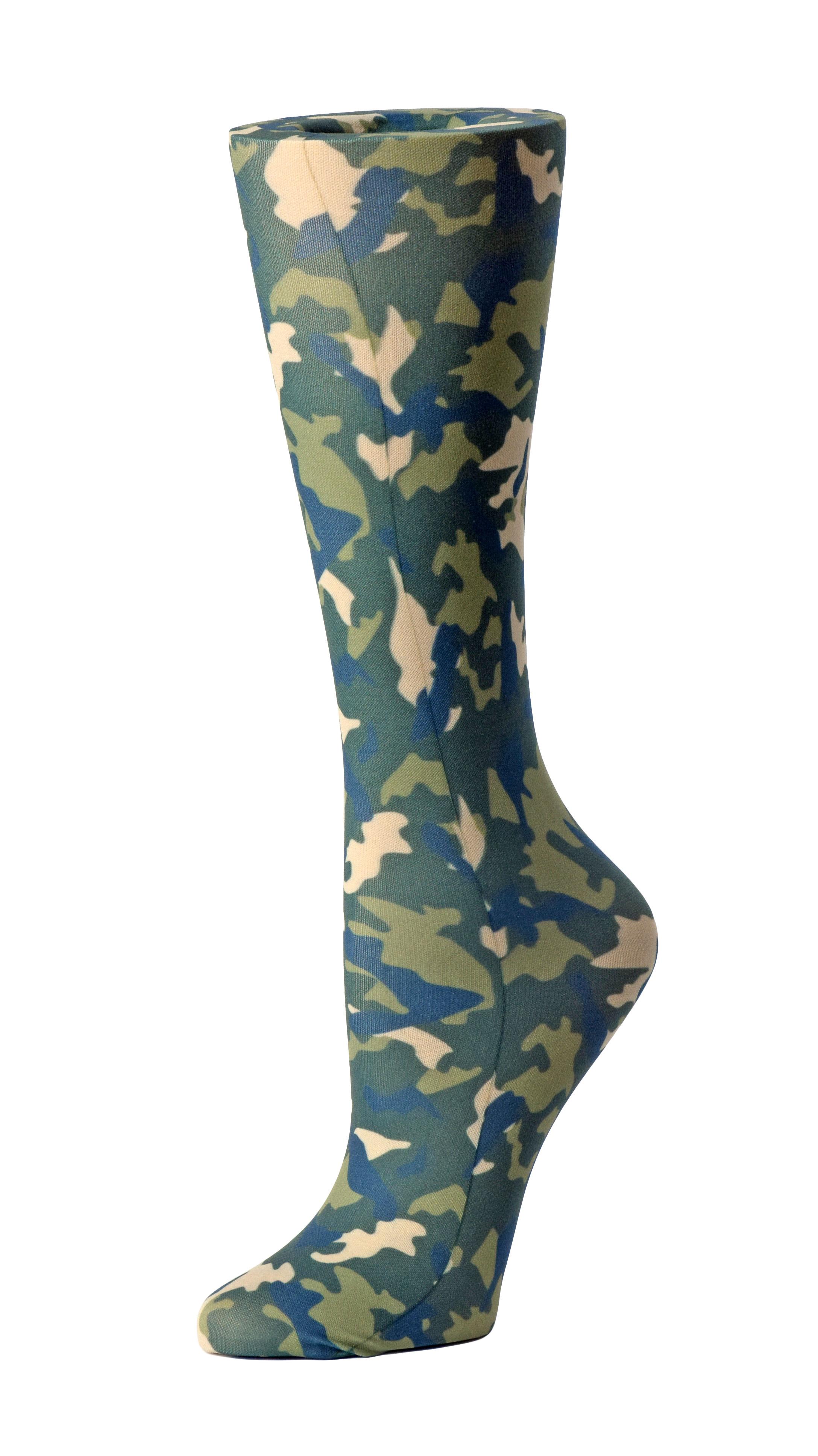 Camo - Cutieful Compression Socks-Cutieful