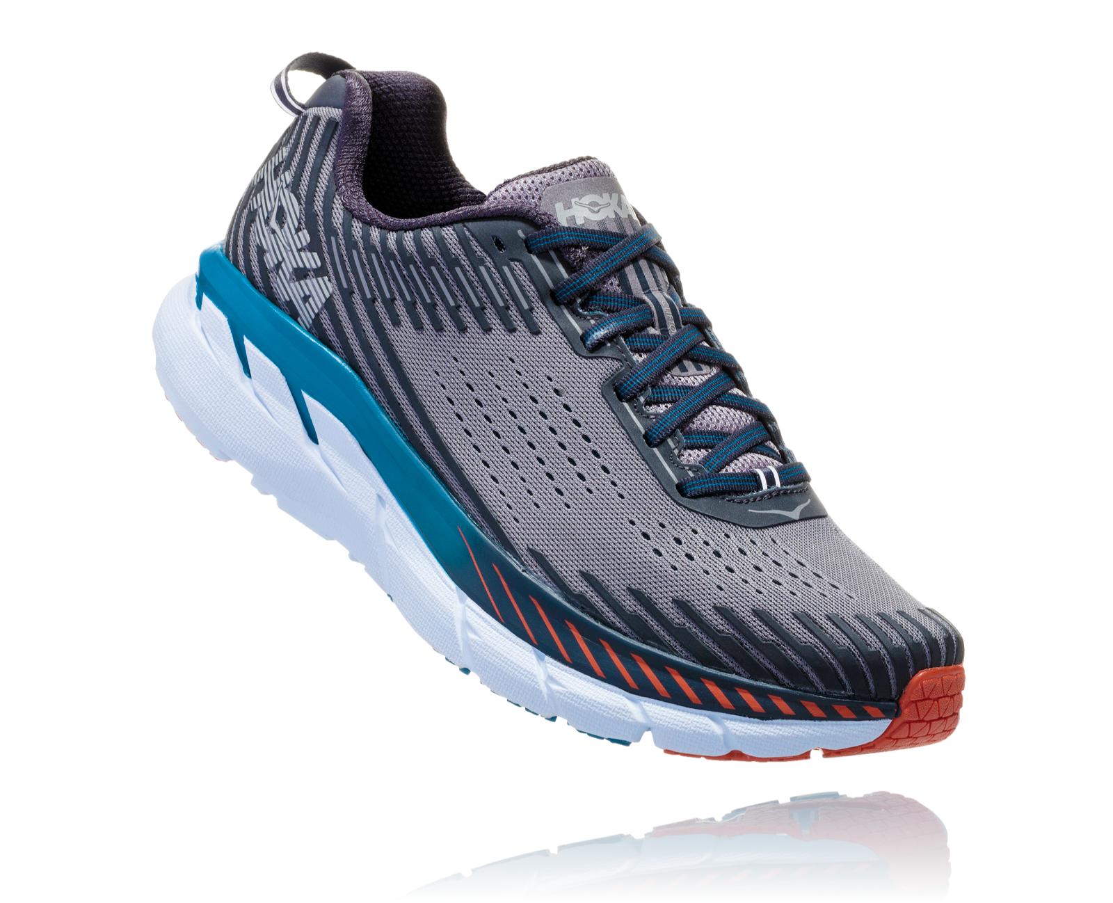 Men's Clifton 5 WIDE - Hoka One One Athletic Shoes-Hoka One One