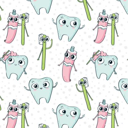 Toothbrush Buddies