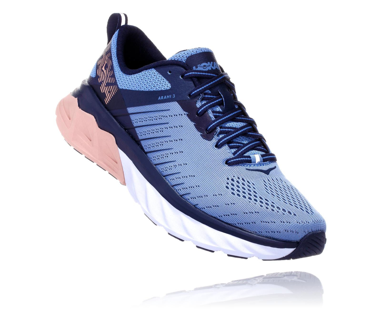 Women's Arahi 3 - Hoka One One Athletic Shoes-Hoka One One