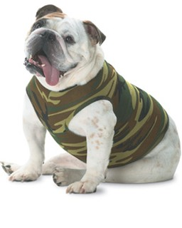 Doggie Baby Rib Tank-Doggie Skins