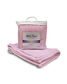 Mink Touch Luxury Baby Blanket-Alpine Fleece