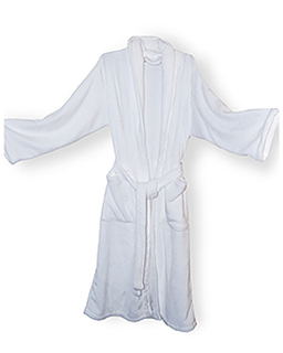 Mink Touch Luxury Robe-Alpine Fleece