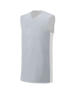 Adult Reversible Moisture Management Muscle Shirt-