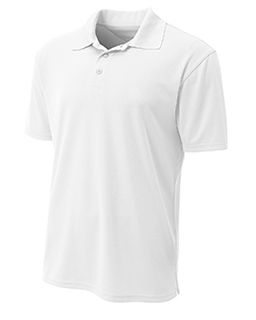Mens Performance Pique Polo-A4