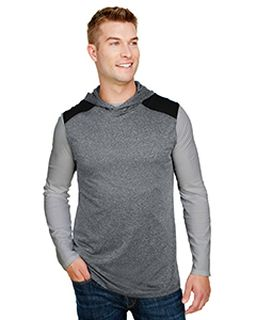 Mens Tourney-Layering Sleeveless Hoodie-A4