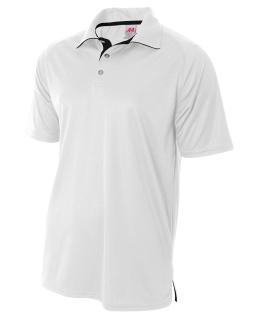 Mens Contrast Polo Shirt-A4