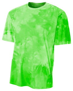 Mens Cloud Dye T-Shirt-A4