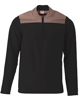 Mens Element Quarter-Zip Jacket-A4
