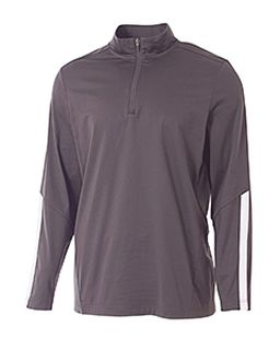 Adult League 1/4 Zip Jacket-A4